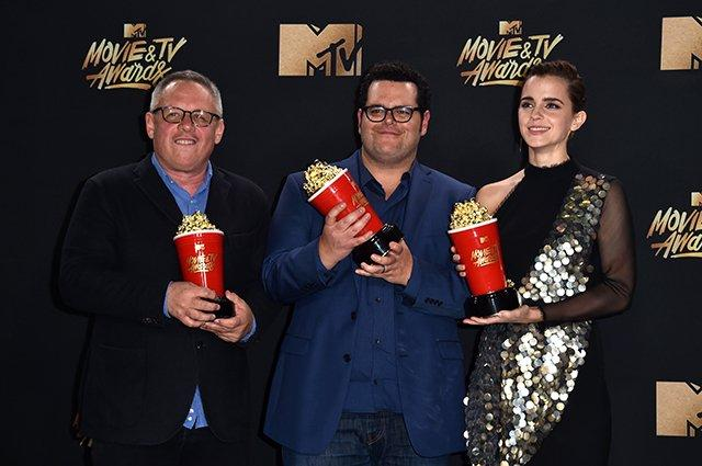 Эмма Уотсон обошла Хью Джекмана вгендерно-нейтральной категории премии MTV