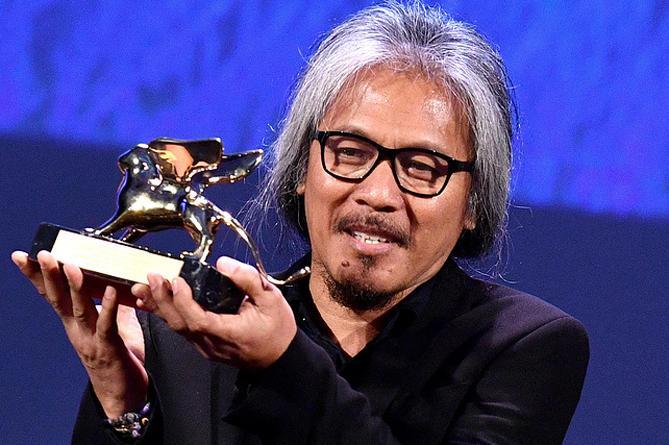 Филиппинский кинорежиссер Лав Диас получил «Золотого льва» Венецианского кинофестиваля