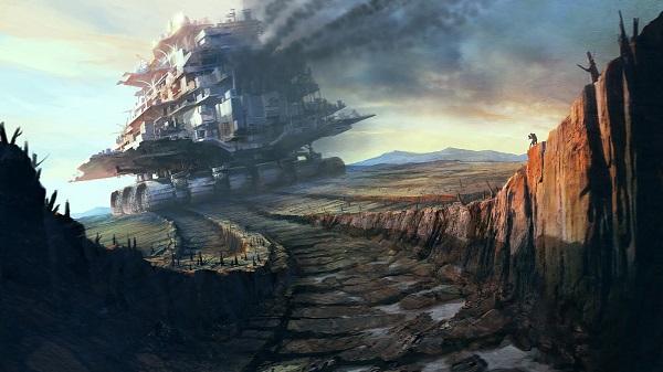 Питер Джексон возглавит экранизацию серии книжек «Смертные машины»