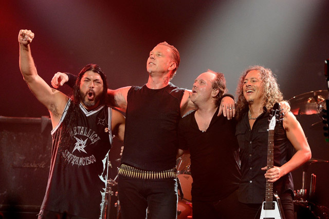 Metallica переиздадут увраж Master of Puppets
