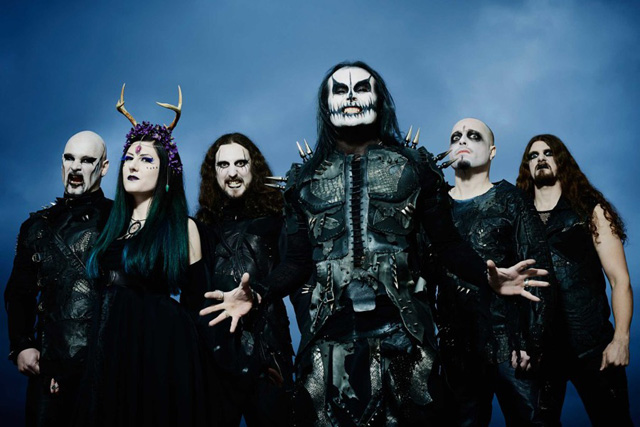 Новый клип Cradle of Filth «Heartbreak And Seance»