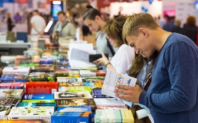 Татарское книжное издательство учавствует ввыставке-ярмарке наВДНХ
