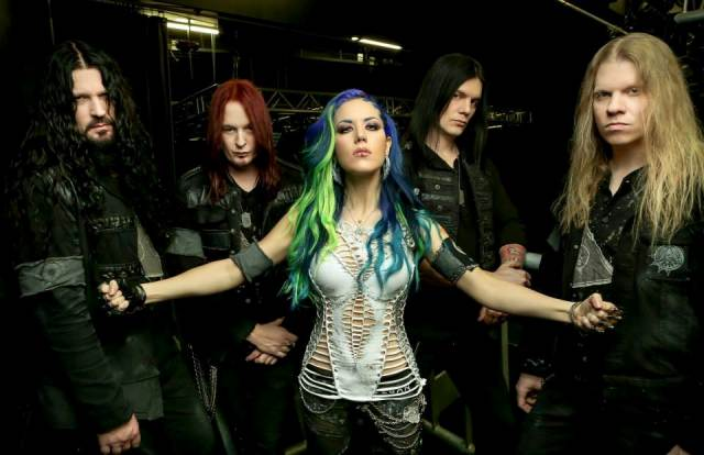 Arch Enemy выпустили клип «The World Is Yours»
