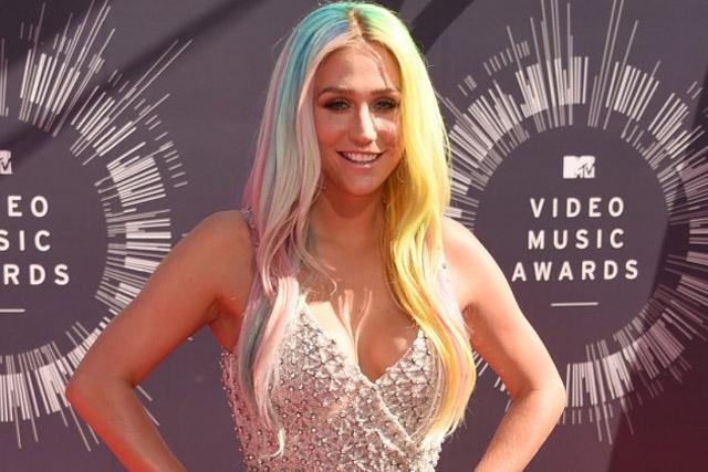 Kesha выпустила недавний альбомчик «Rainbow»