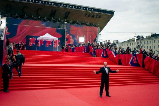 Московский кинофестиваль перенесен наапрель из-заЧМ