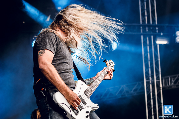 Lamb Of God на Tuska Open Air 2015