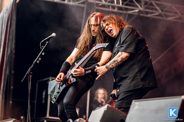 Exodus на Tuska Open Air 2015