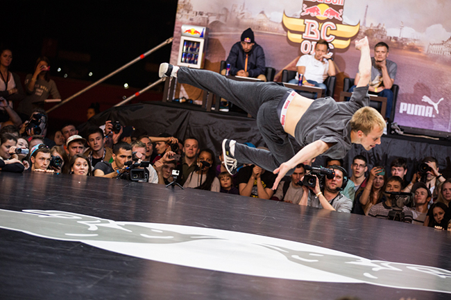Red Bull BC One Russian Cypher 2014