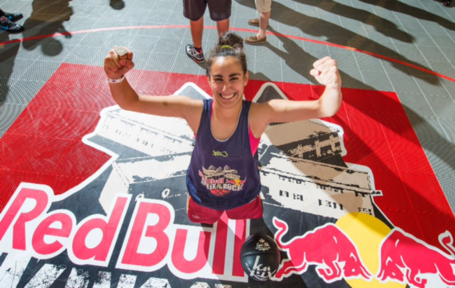 Red Bull King of the Rock 2014