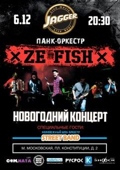 Группа ZE FISH