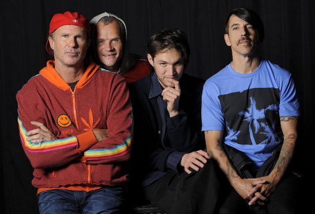 Red Hot Chili Peppers Go Robot