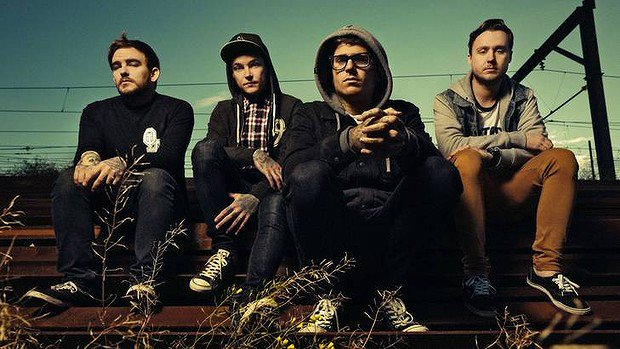 The Amity Affliction выпустили кавер на песню Weeknd
