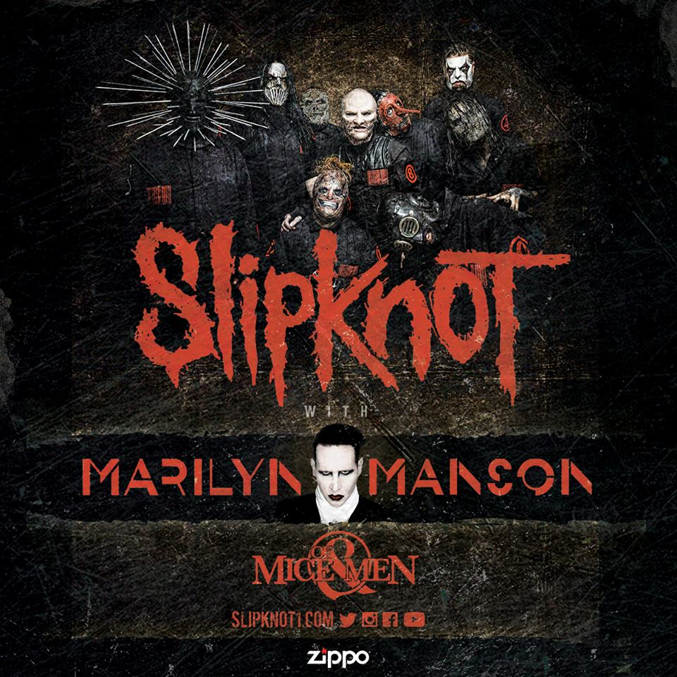 Manson/Slipknot Tour 2016