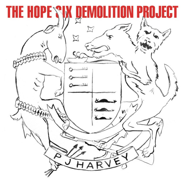 PJ Harvey – Hope Six Demolition слушать онлайн