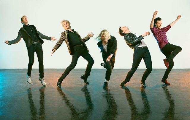 Franz Ferdinand выпустили клип «Always Ascending»