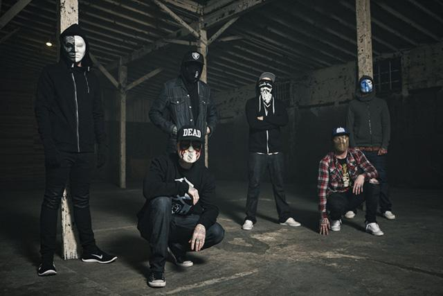 Hollywood Undead выпустили альбом «Five»