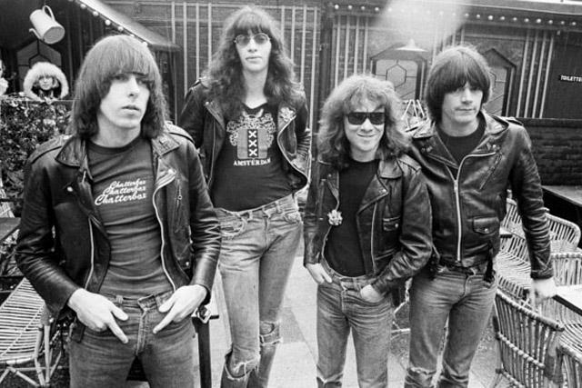 Punk rock: philosophy of rebellion Ramones