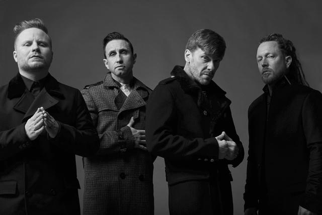 Shinedown выпустили альбом «ATTENTION ATTENTION»