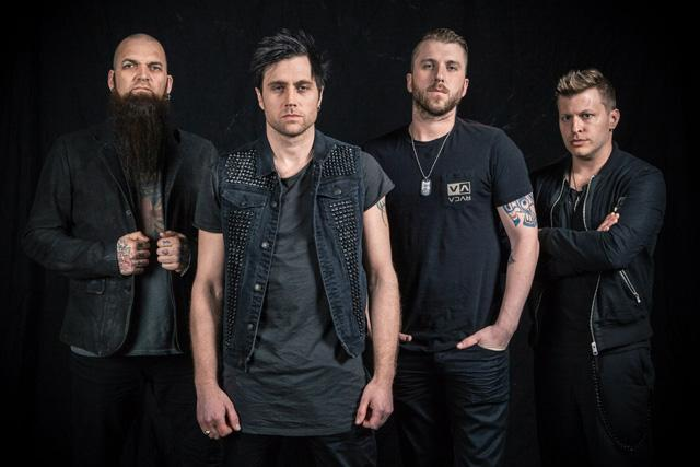 Three Days Grace выпустили клип «The Mountain»