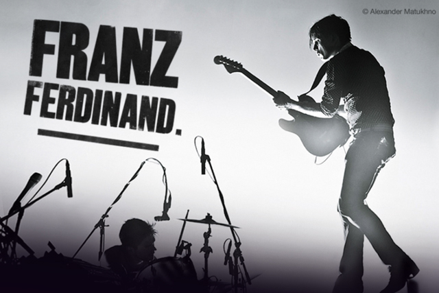 Franz Ferdinand выпустили сингл «Always Ascending»