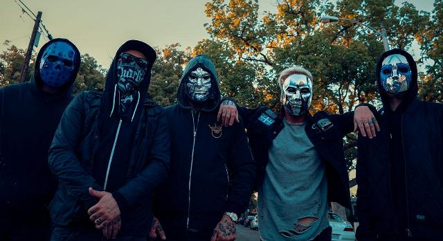 Hollywood Undead выпустили клип «Black Cadillac»