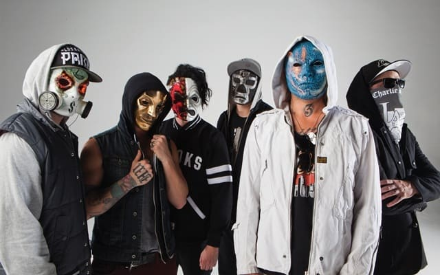 Hollywood Undead представили клип «We Own The Night»