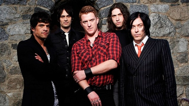 Queens of the Stone Age выпустили клип «Head Like A Haunted House»
