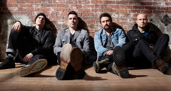 Theory of a Deadman выпустили сингл «Wake Up Call»