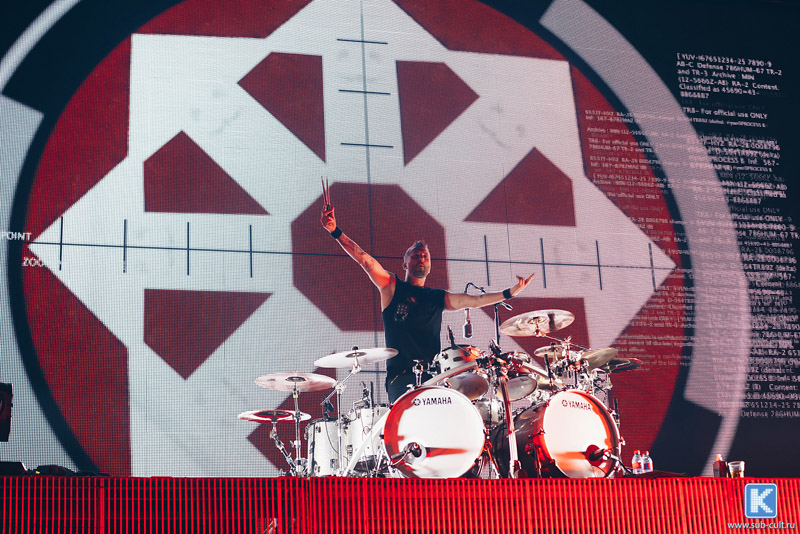 three days grace в adrenaline stadium
