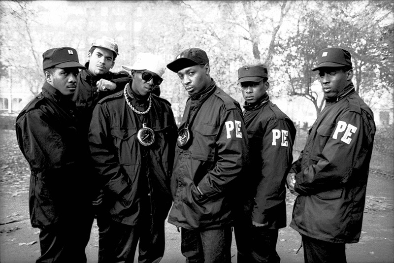 Public Enemy выпустили клип «State of The Union (STFU)»