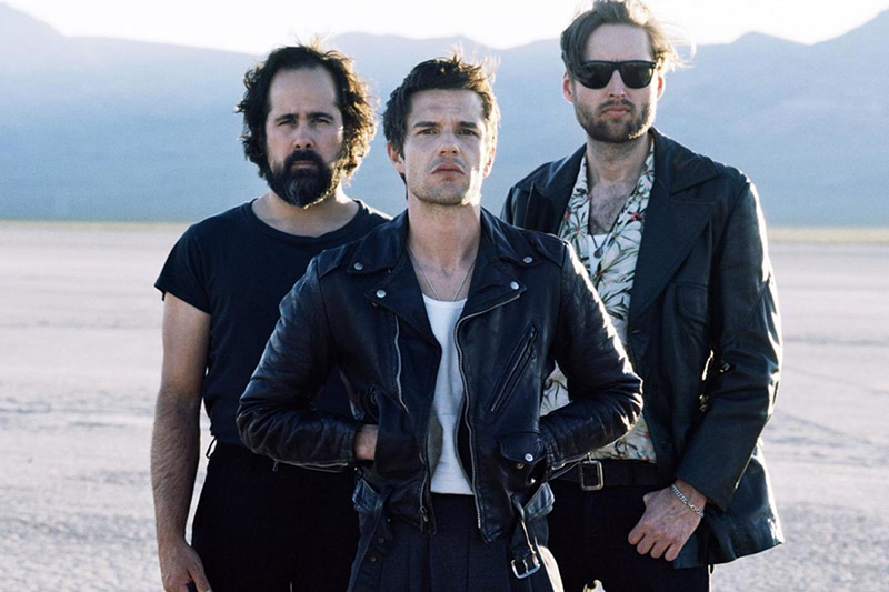 The Killers выпустили альбом «Imploding The Mirage»