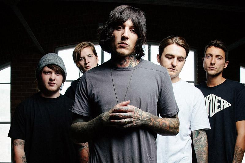 Bring Me The Horizon выпустили альбом «amo»