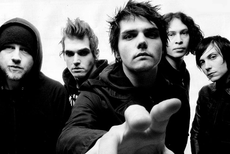 My Chemical Romance выпустили клип «An Offering…»