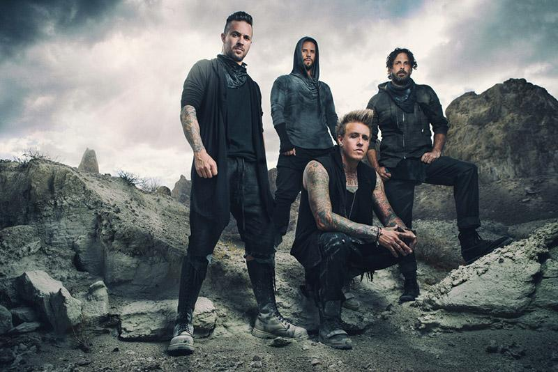Papa Roach выпустили альбом «Who Do You Trust?»