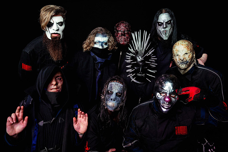Slipknot выпустили альбом «We Are Not Your Kind»