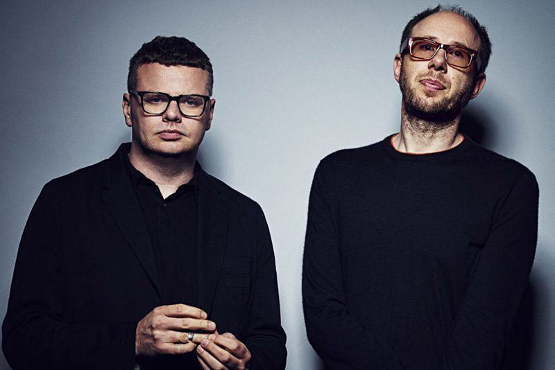 The Chemical Brothers выпустили альбом «No Geography»