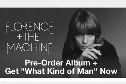 Florence and the Machine - What Kind Of Man