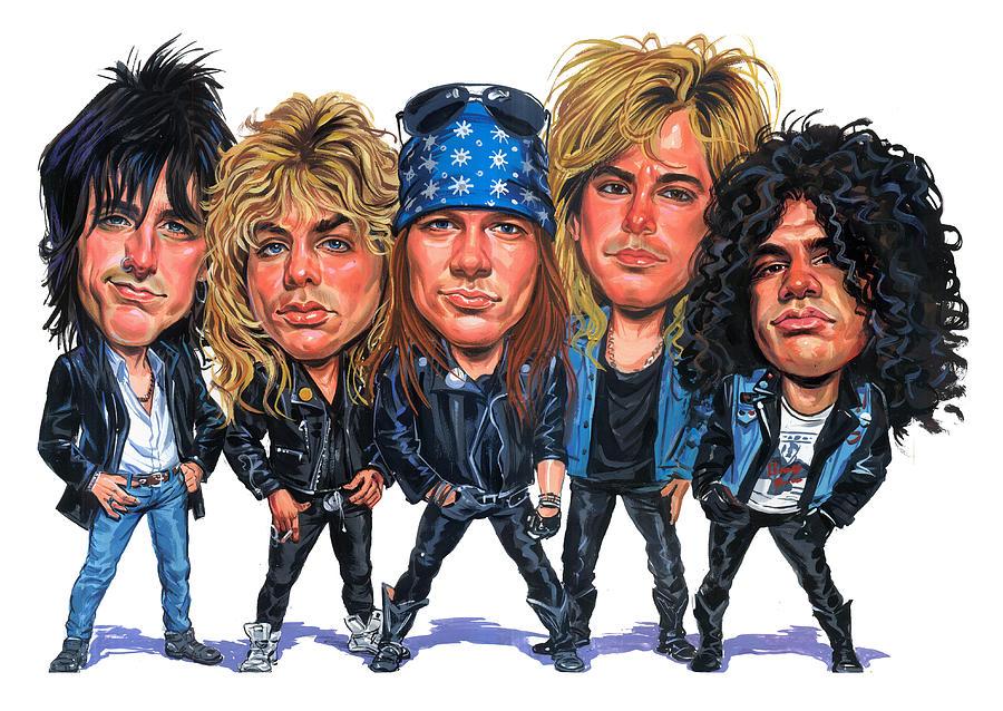 Открытки дню, картинки с рок группами смешные