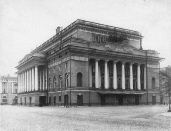 Путеводитель по чеховскому Петербургу