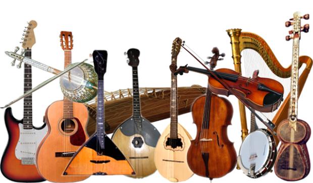 Музыкальные инструменты названия в картинках 16